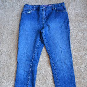 The Children's Place Super Skinny Blue Jeans